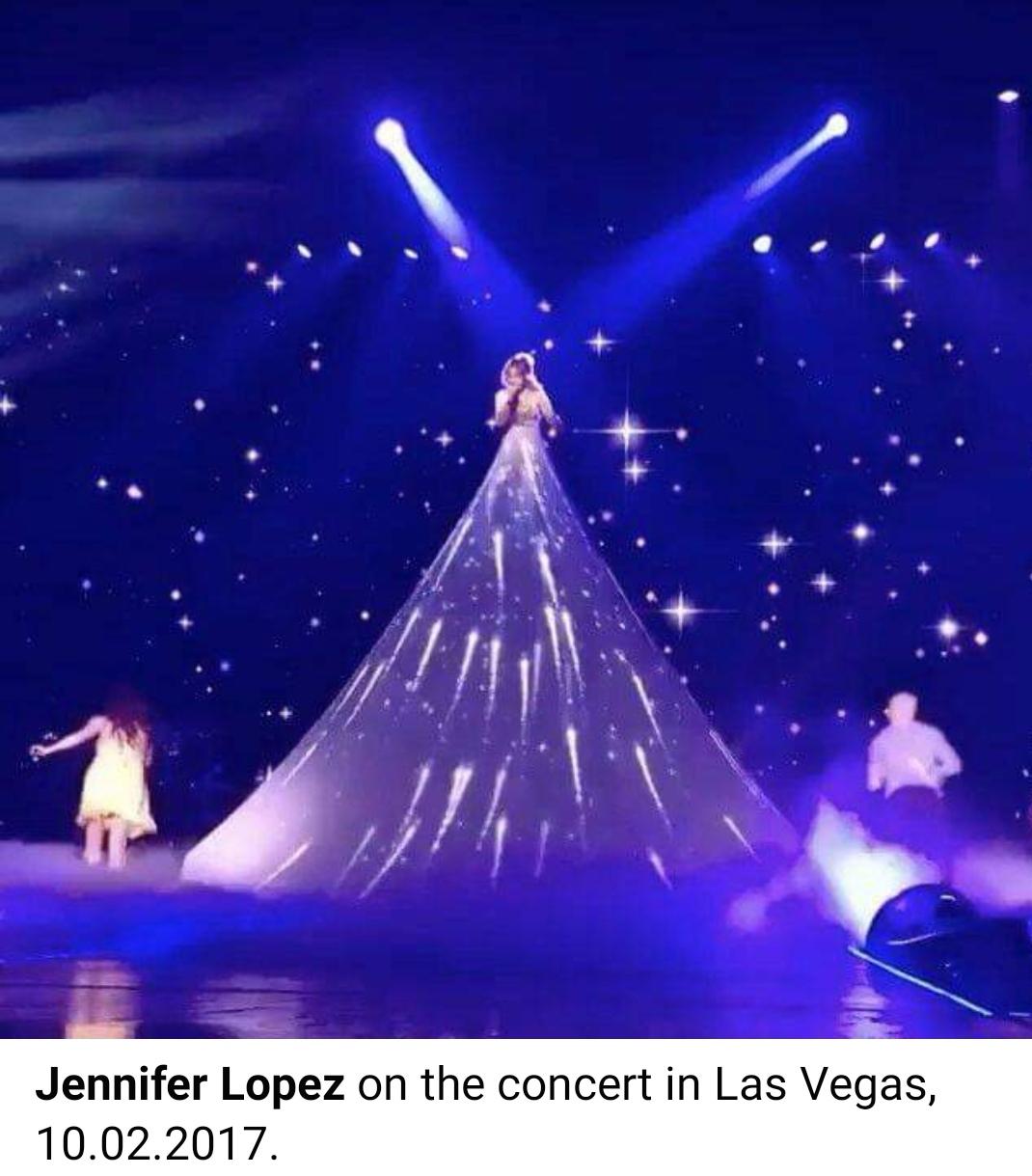 Jennifer Lopez, Las Vegas